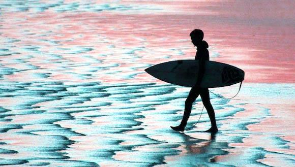 Art Deco Beach
