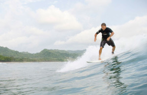 Surfing in Santa Teresa and Mal Pais