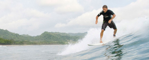 Surfing in Santa Teresa and Mal Pais