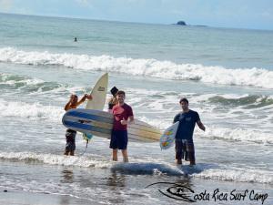 Costa Rica Surf Camp 2