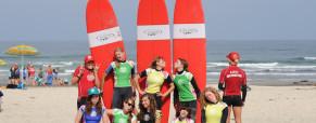Surf Diva School in Costa Rica