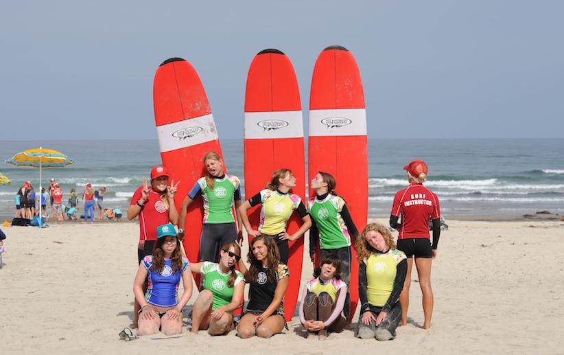 Surf Diva Surf School 1