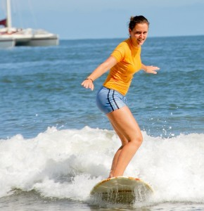 Tamarindo Surf School 1