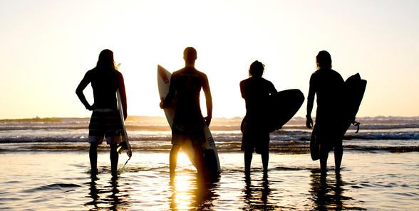 Agua Tibia Surf School