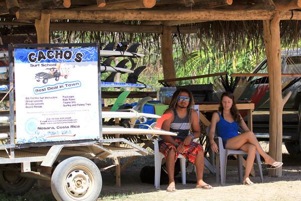 Cacho's Surf School