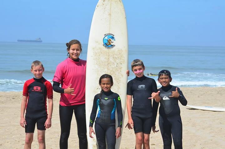 Corky Carrolls Surf School