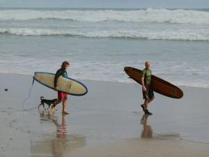 Pico Pequeño Surfing