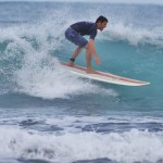 Dominical Surf Lessons with Debbie