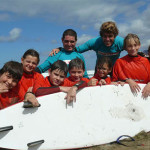 ISLS Teen Spanish and Surf Camp