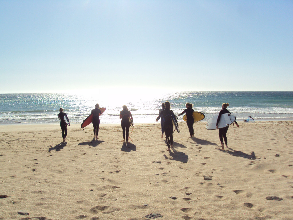ISLS Teen Spanish and Surf Camp