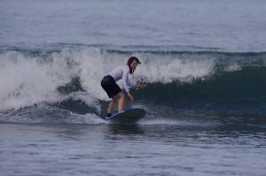 Playa Junquillal Surfing