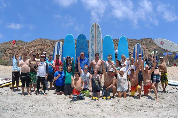 The Endless Summer Surf Camp