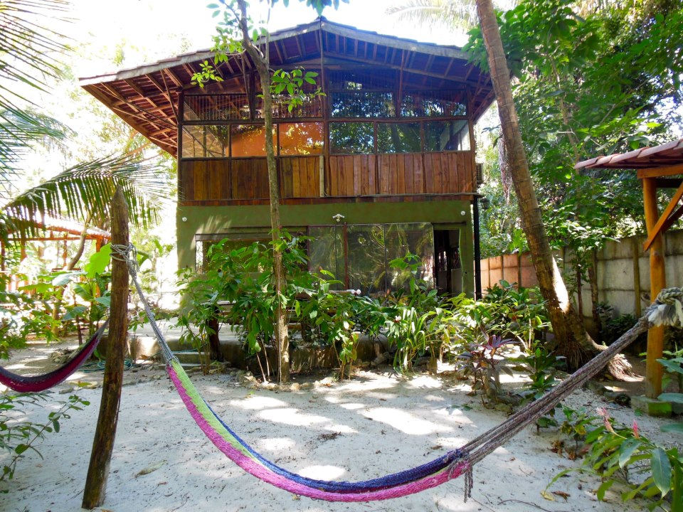 The jungle house for Jungle house costa rica