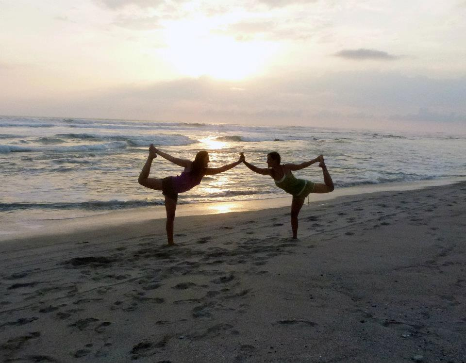 Women's Quest Surf and Yoga Retreat