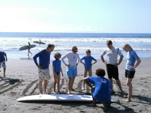 Young Vision Surf School 1