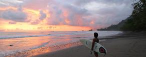 Dominical Region Surf Spots