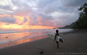 Dominicalito Surf Spot
