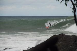 Montezuma Surfing