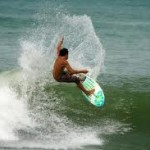 Cocaine Point Surfing