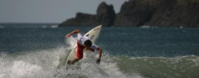 Playa Lagarto Surfing