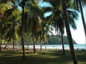 Playa Ventanas de Uvita