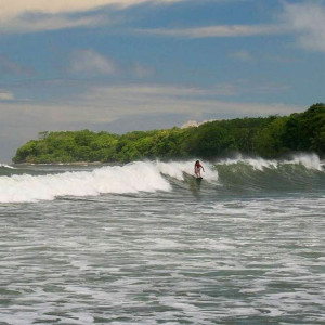 Surf Breaks of the Southern Nicoya Peninsula