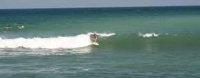 Playa Los Cedros Surf Break