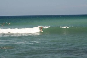 Surfing Los Cedros Montezuma/Cabuya