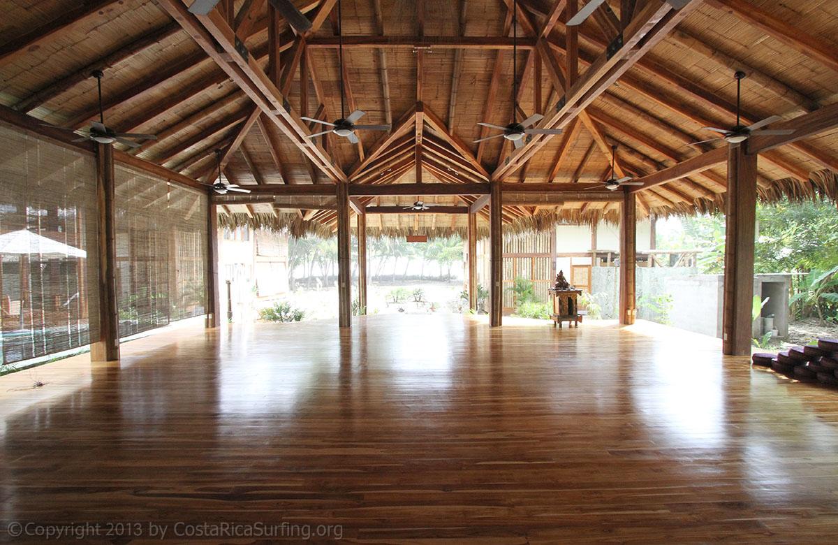 Pranamar Yoga Center in Santa Teresa
