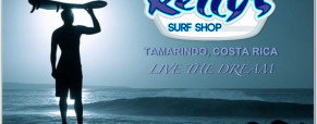 Kelly's Surf Shop and Camp in Tamarindo