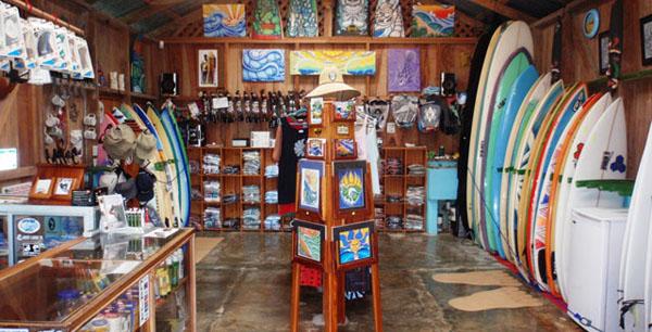 Sea Kings Surf Shop