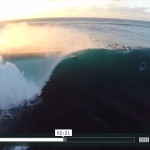 Amazing Aerial Drone Video of Pipeline in Hawaii
