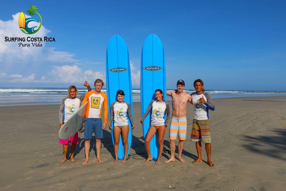 Surfing Costa Rica Pura Vida 1