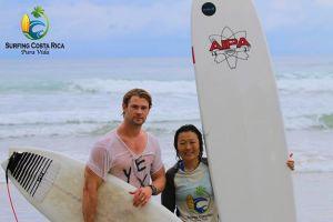 Surfing Costa Rica Pura Vida 3