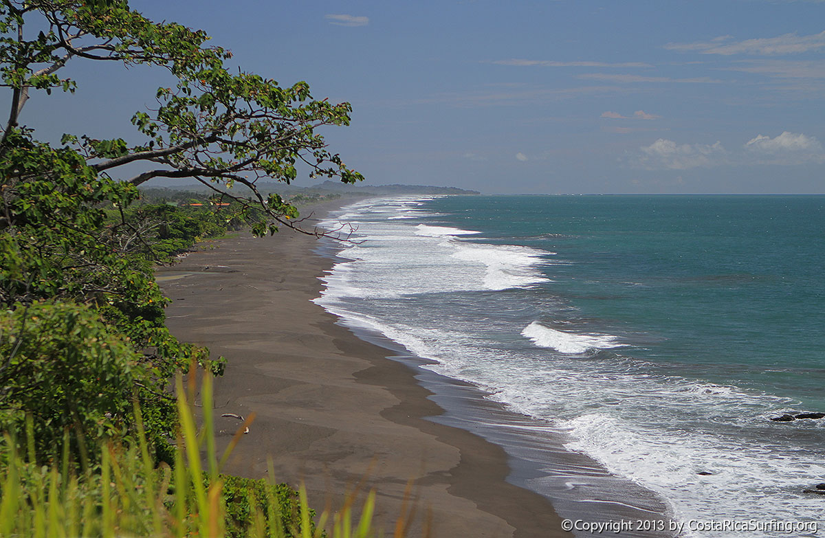 Playa Hermosa Surf Spots
